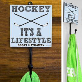 Hockey It's a Lifestyle Hook