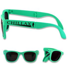 Foldable Lacrosse Sunglasses Chillax