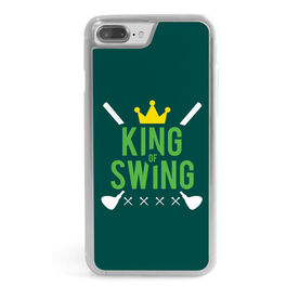 Golf iPhone® Case - King Of Swing