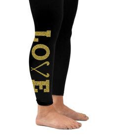 Field Hockey Leggings Love
