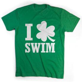 Swim Tshirt Short Sleeve I Shamrock Swim