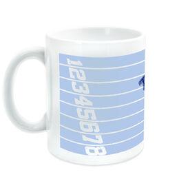 Track & Field Ceramic Mug Silos