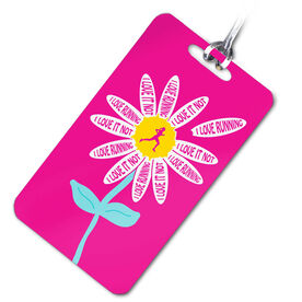 Running Bag/Luggage Tag Daisy