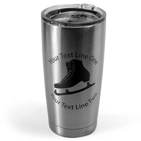 Figure Skating 20 oz. Double Insulated Tumbler - Icon
