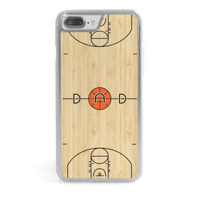 Basketball iPhone® Case - Basketball Dad Court