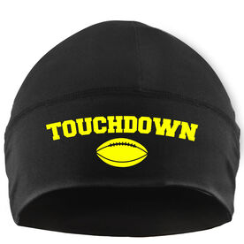 Beanie Performance Hat - Touchdown with Football