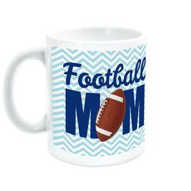 Football Ceramic Mug Mom with Photo