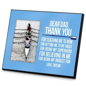 Crew Wood Frame Dear Dad