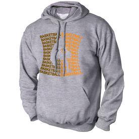 Basketball Standard Sweatshirt All Basketball
