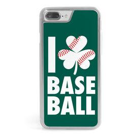 Baseball iPhone® Case - I Shamrock Baseball