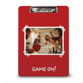 Ping Pong Custom Clipboard Ping Pong Your Photo