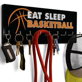 Basketball Hook Board Eat Sleep Basketball