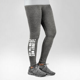 Hockey Performance Tights Pretty and Nice Just Not On The Ice