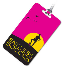 Soccer Bag/Luggage Tag Endless Soccer (Female)