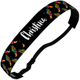 Track and Field Julibands No-Slip Headbands - Personalized Track & Field Pattern