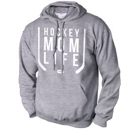 Hockey Standard Sweatshirt - Hockey Mom Life