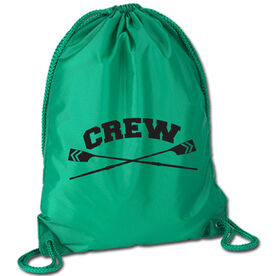 Crew Crossed Oars - Sport Pack Cinch Sack