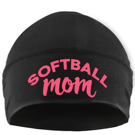 Beanie Performance Hat - Softball Mom