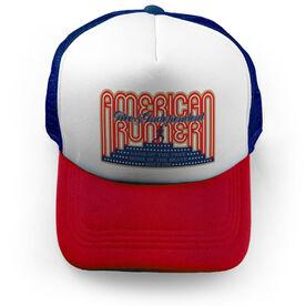 Running Trucker Hat - American Runner Stand