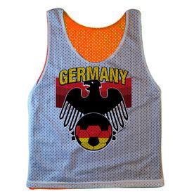 Guys Soccer Pinnie Germany Soccer