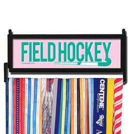 AthletesWALL Field Hockey Medal Display
