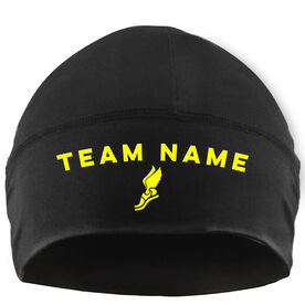 Run Technology Beanie Performance Hat - Team Name
