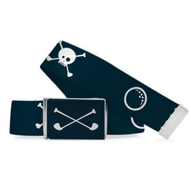 Golf Lifestyle Belt Play Golf Or Die Trying