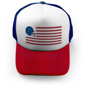 Football Trucker Hat American Football