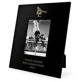Gymnastics Engraved Picture Frame - Gymnast
