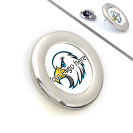 Sport Lapel Pin Your Logo