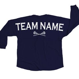 Lacrosse Statement Jersey Team Name