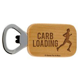 Carb Loading Maple Bottle Opener