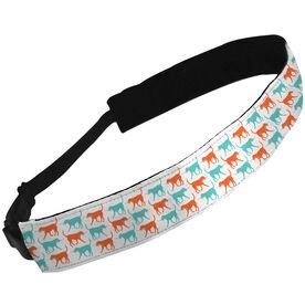 Julibands No-Slip Headbands Howe the Hockey Dog