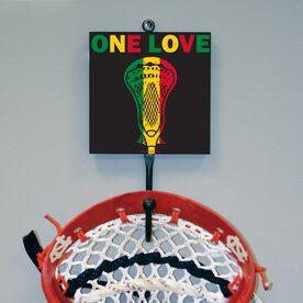 Guys Lacrosse Hook - One Love