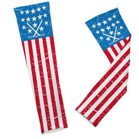 Hockey Printed Arm Sleeves Hockey USA