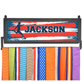 AthletesWALL Medal Display - Personalized USA