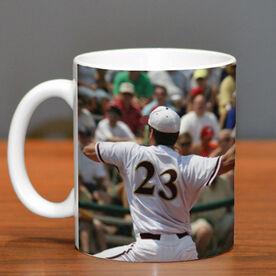 Baseball Ceramic Mug Custom Photo