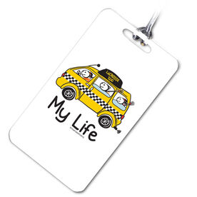 Lacrosse Bag/Luggage Tag My Life© Lacrosse Taxi