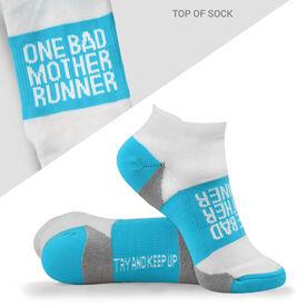 Socrates™ Woven Performance Socks Mother Runner (Teal)