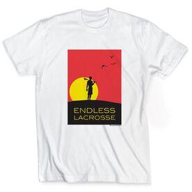 Guys Lacrosse Short Sleeve T-Shirt - Endless Lacrosse Boy