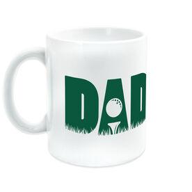 Golf Ceramic Mug Dad