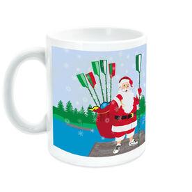 Crew Ceramic Mug Santa