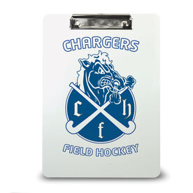 Field Hockey Custom Clipboard Field Hockey Your Logo