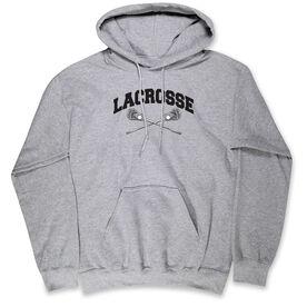 Lacrosse Standard Sweatshirt - Crossed Sticks