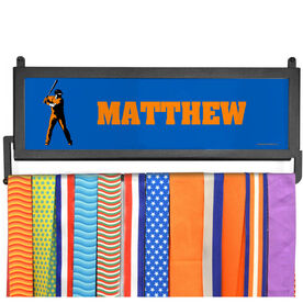 AthletesWALL Medal Display - Personalized Player Batter
