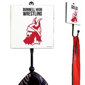 Wrestling Hook Your Logo