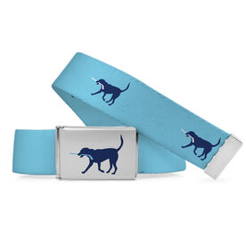 Hockey Lifestyle Belt Howe The Hockey Dog