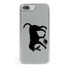 Football iPhone® Case - Dog