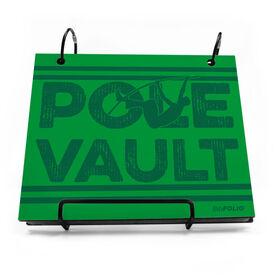 BibFOLIO® Race Bib Album - Pole Vault