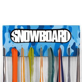 Snowboarding Hooked on Medals Hanger - Top Snowboard
